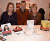Brigitte Bourrette, Thomas Delvaulx, Mireille Maquoi